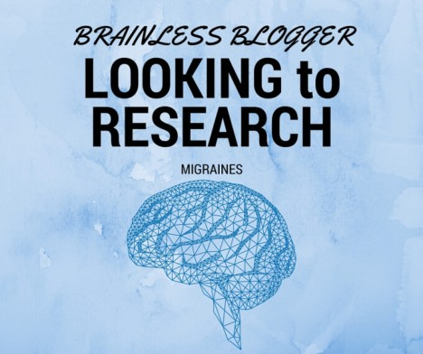 Looking to research -migraine