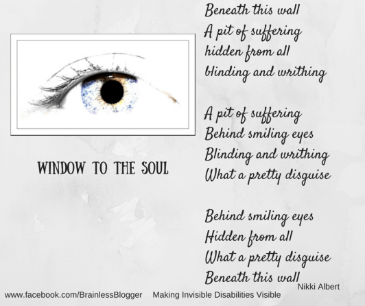 Poem: Windows to the soul