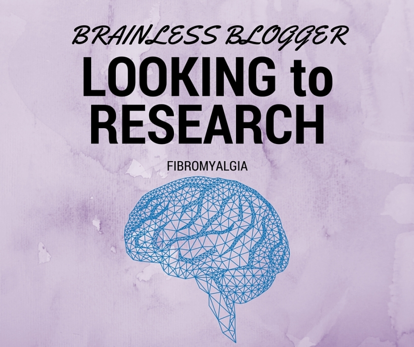 fibromyalgia research