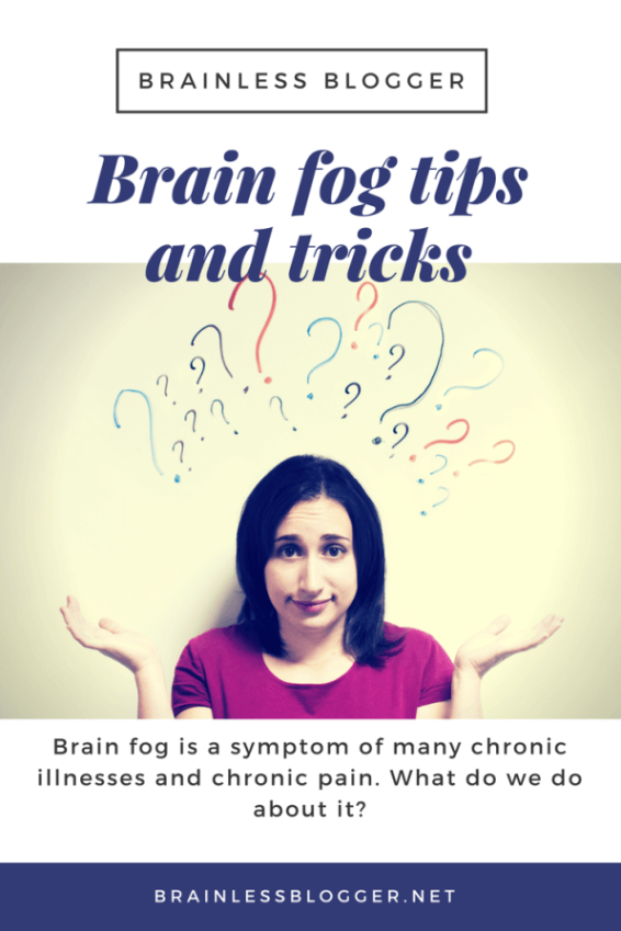 Brain fog tips and tricks
