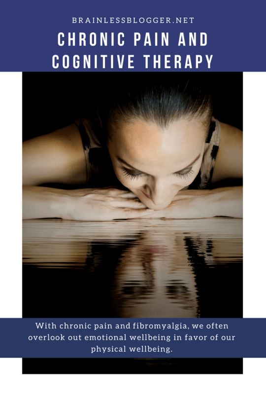 Chronic pain and cognitive therapy