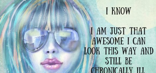 Judgments about chronic illness appearance
