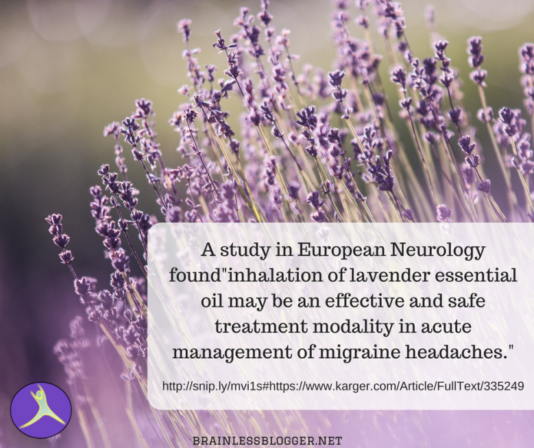 A study in European Neurology found_inhalation of lavender essential oil may be an effective and safe treatment modality in acute management of migraine headaches._ in their study..png