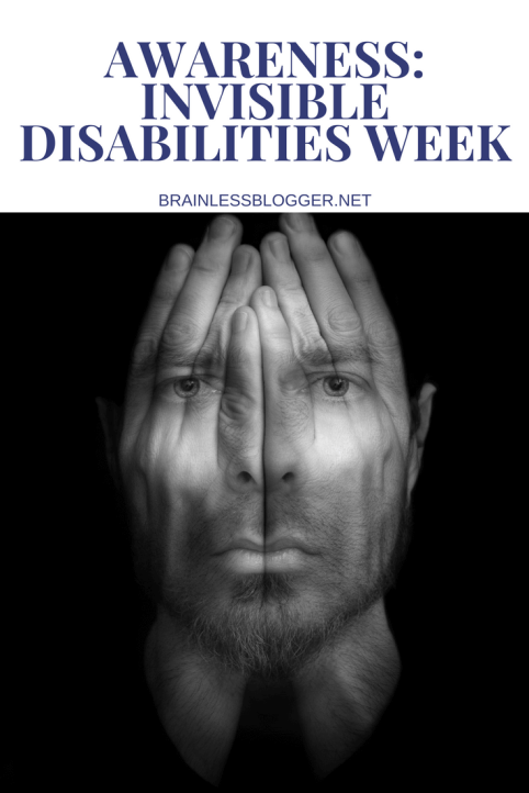 Awareness Invisible Disabilities Week