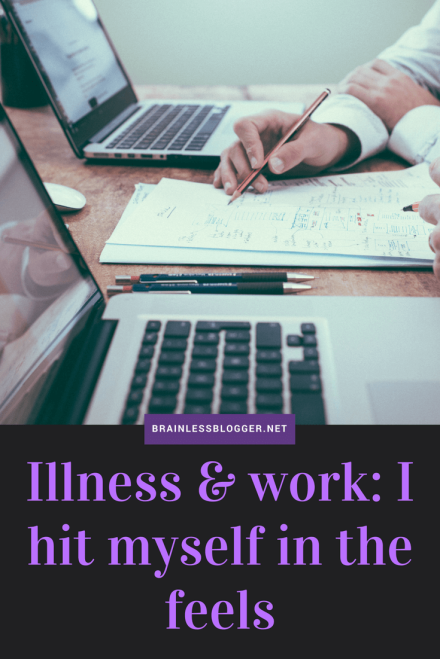 Chronic pain, chronic illness and work