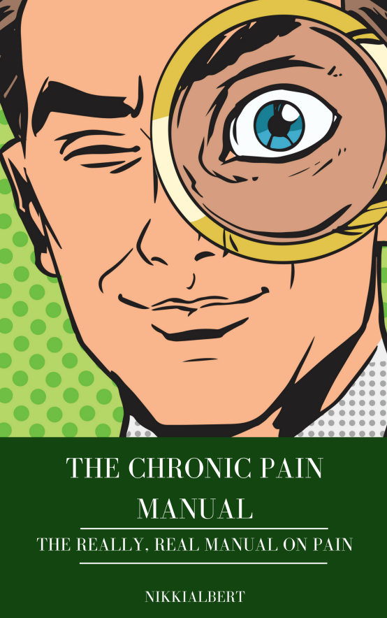 The chronic pain manual book
