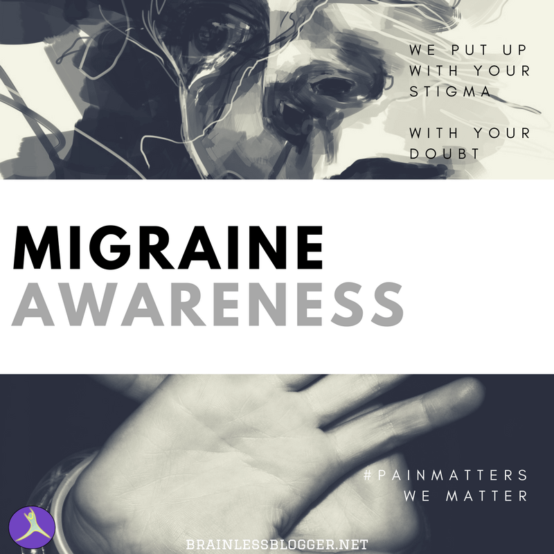 Migraine awareness
