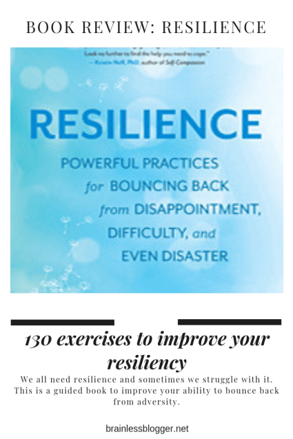 Book review-Resilience