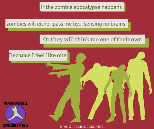zombie chronic illness