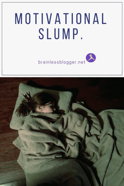 chronic illness: Motivational slump