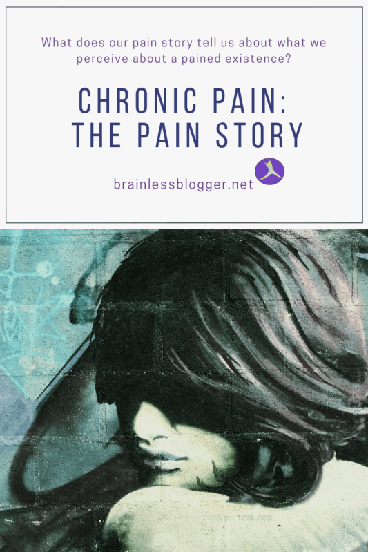Chronic pain: the pain story