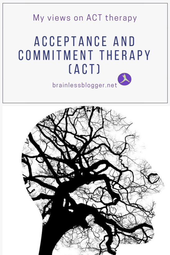 Acceptance and commitment therapy for pain