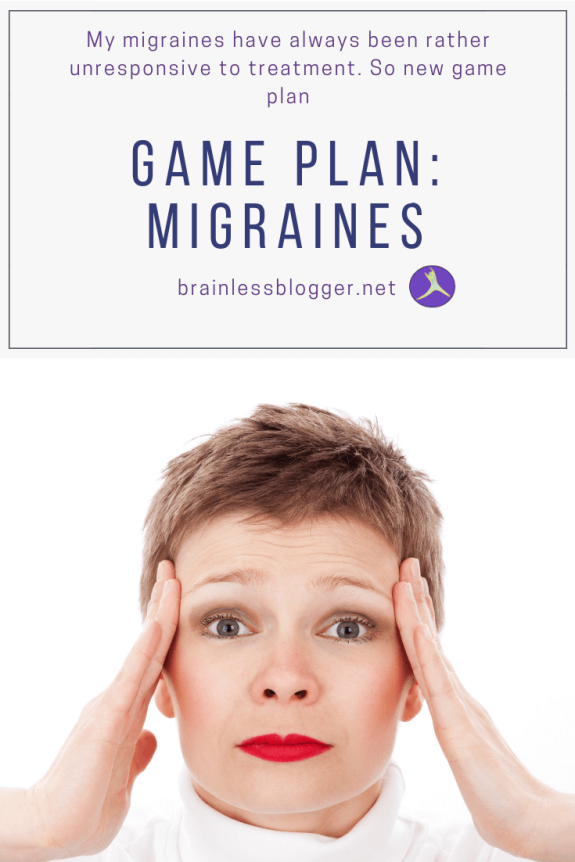 Game plan: migraines