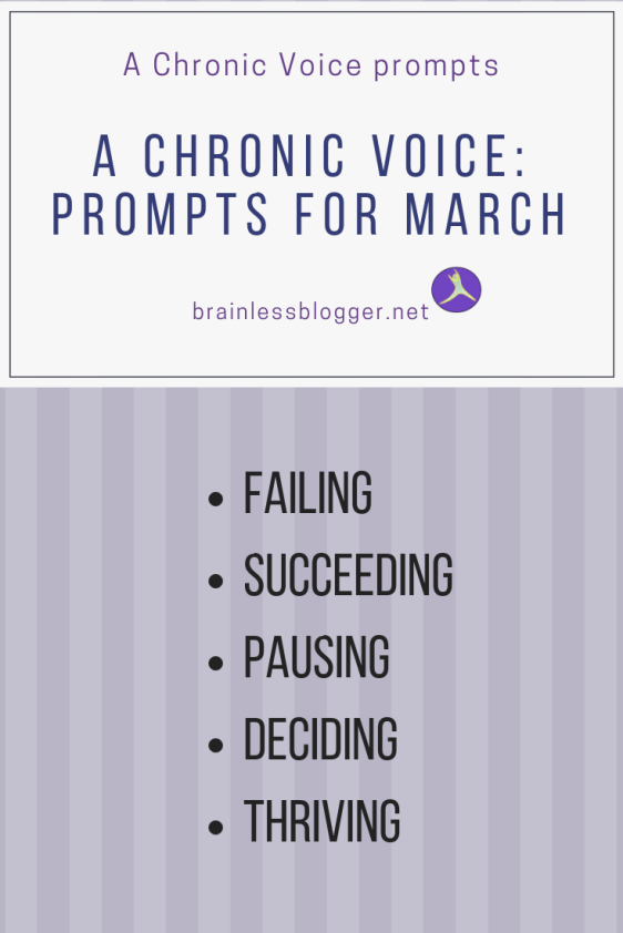 A Chronic Voice Prompts March