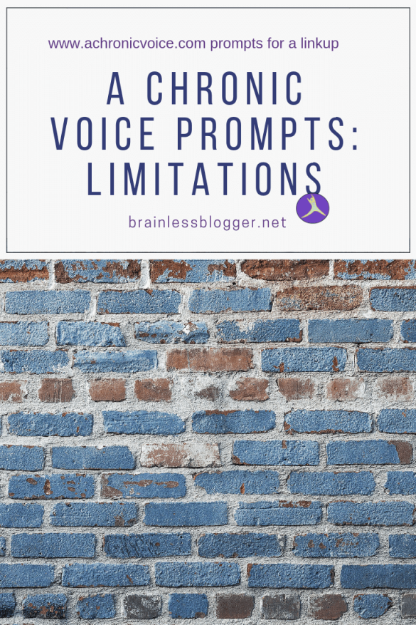 A chronic voice prompts: limitations