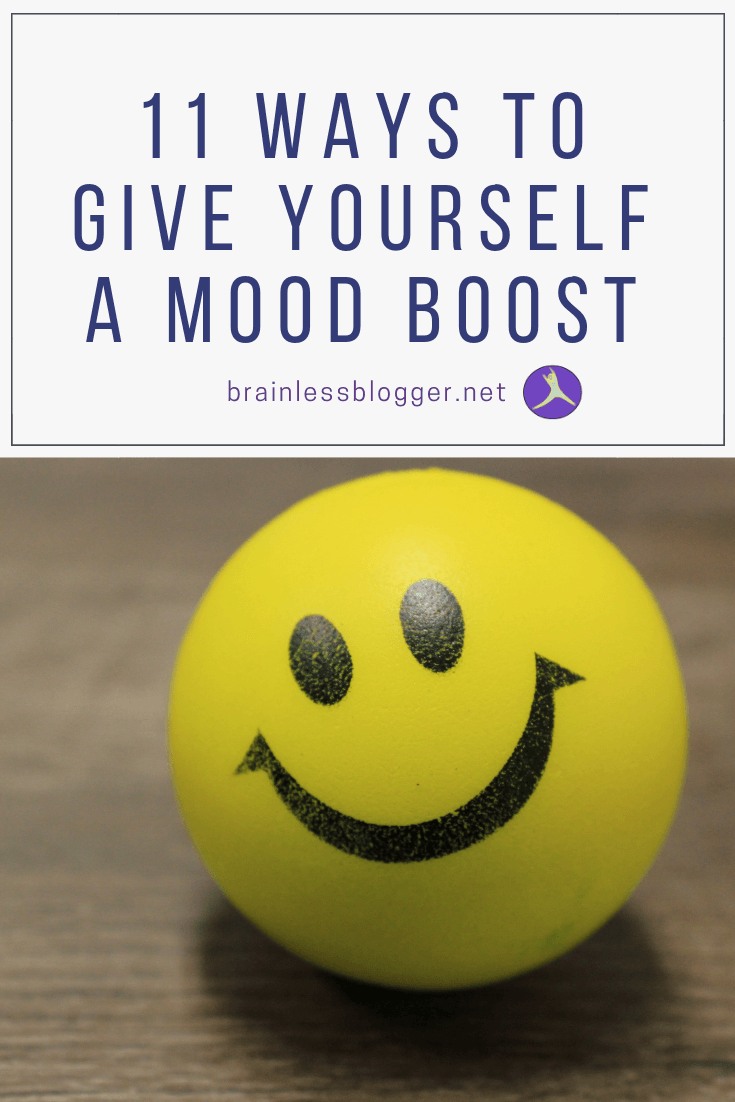 11 ways to give yourself a mood boost