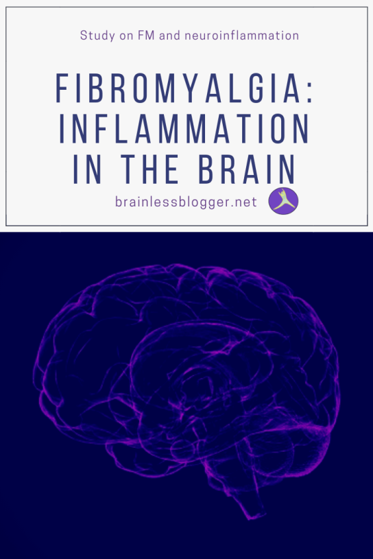 Fibromyalgia: Inflammation in the brain