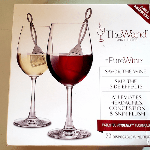Wand Wine filter by Pure Wand
