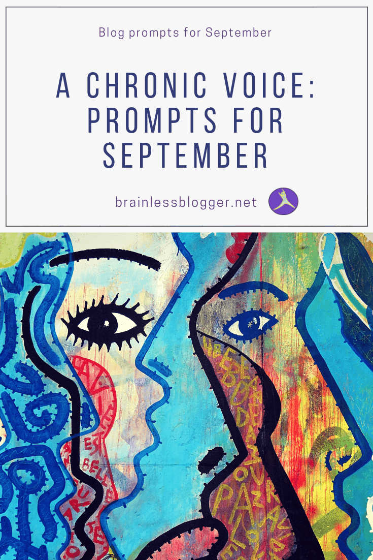 A Chronic Voice: Prompts for September