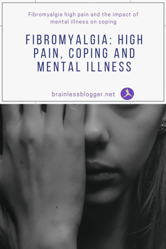 Fibromyalgia coping and high pain