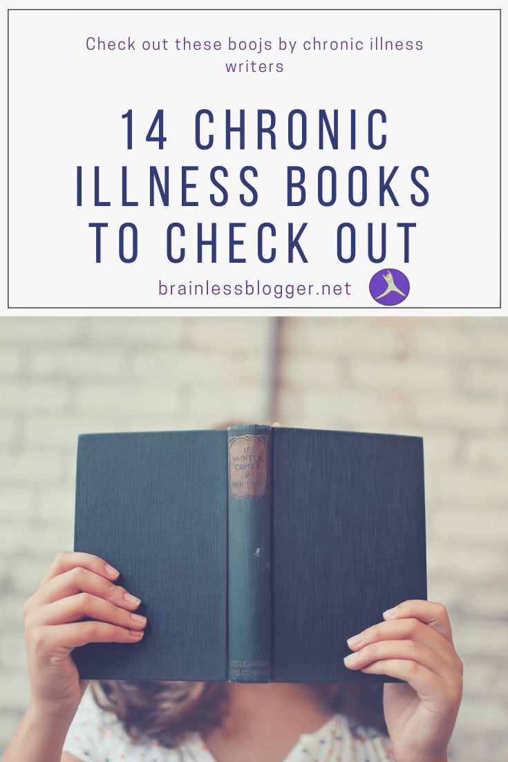 14 chronic illness books to check out