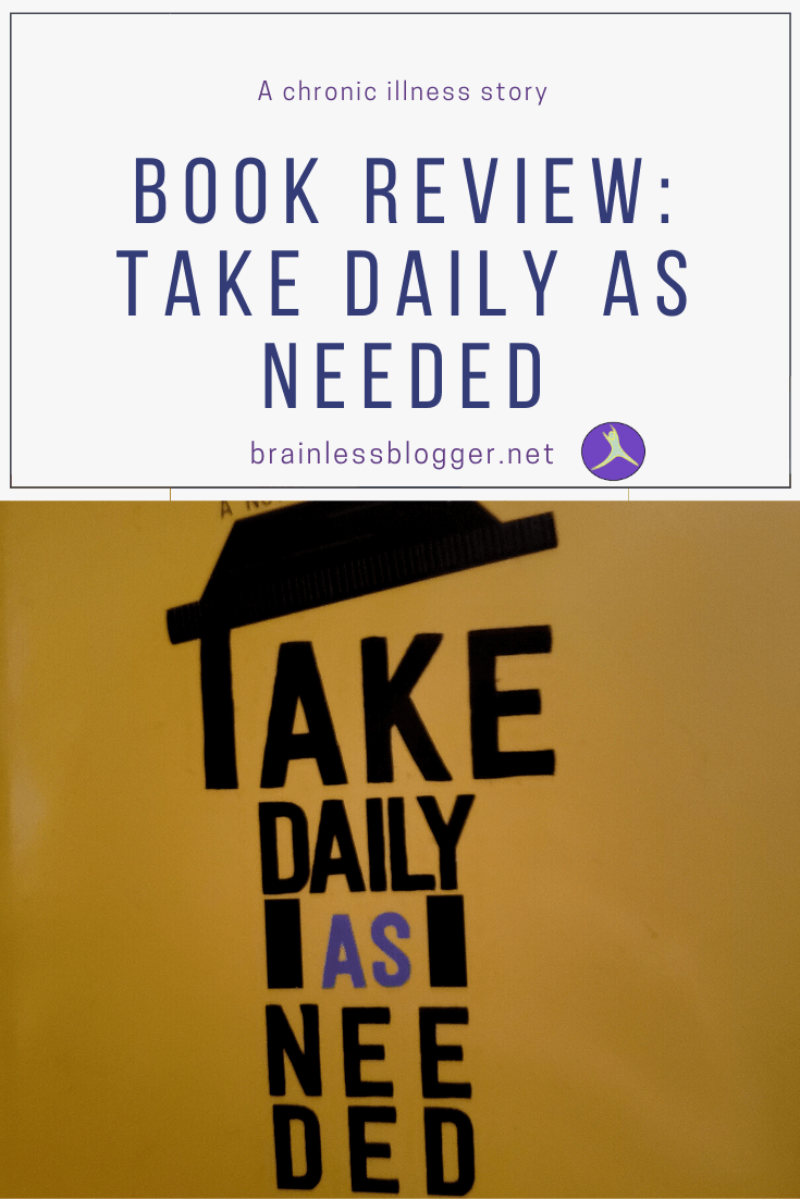 Book review: take daily as needed