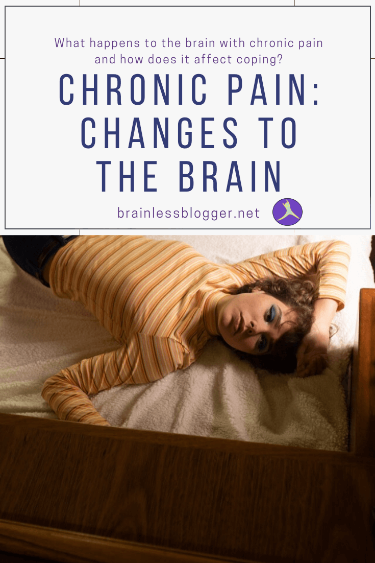 Chronic pain: Changes to the brain