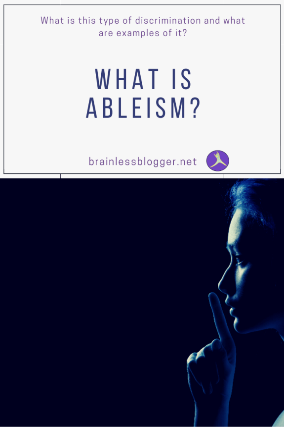 What is Ableism