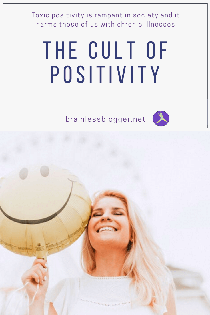 The cult of positivity