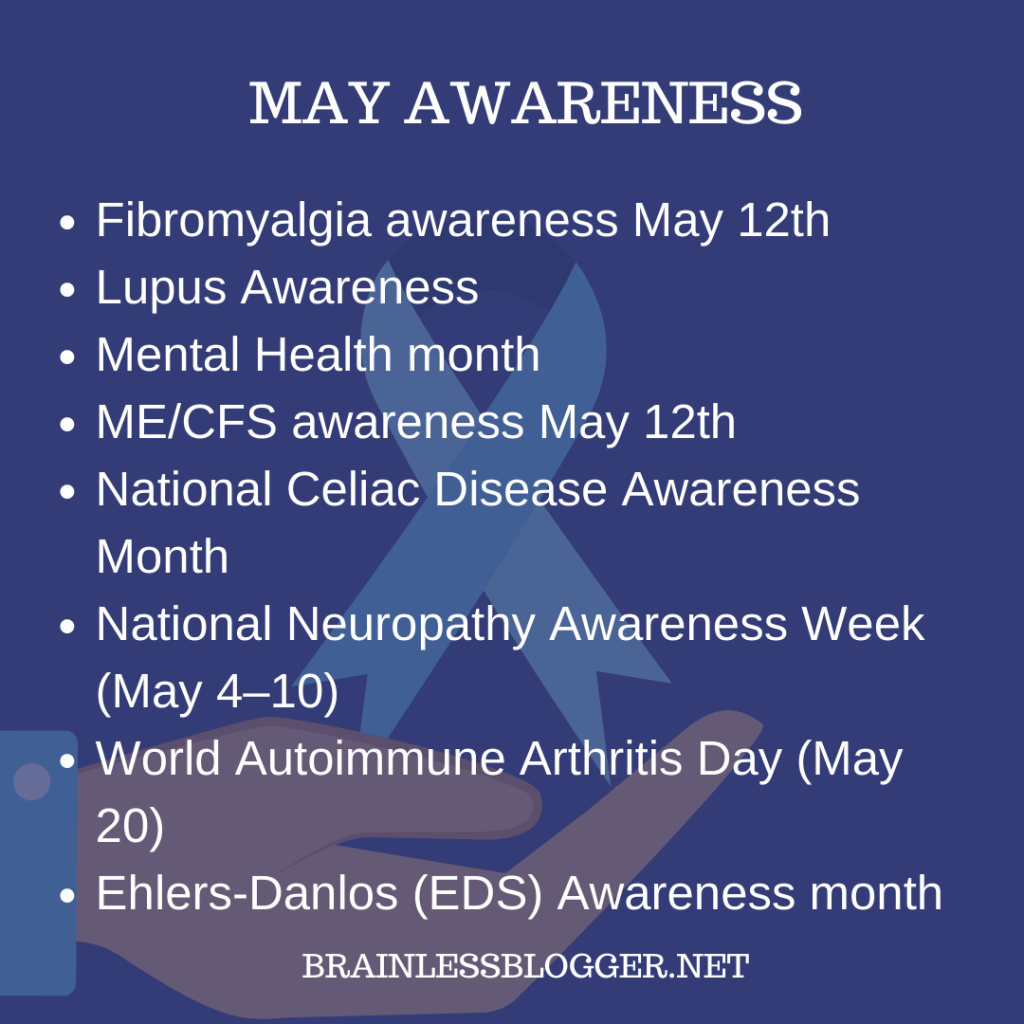 May Awareness Month