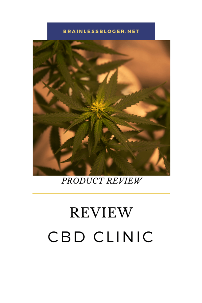 Review CBD Clinic PIN
