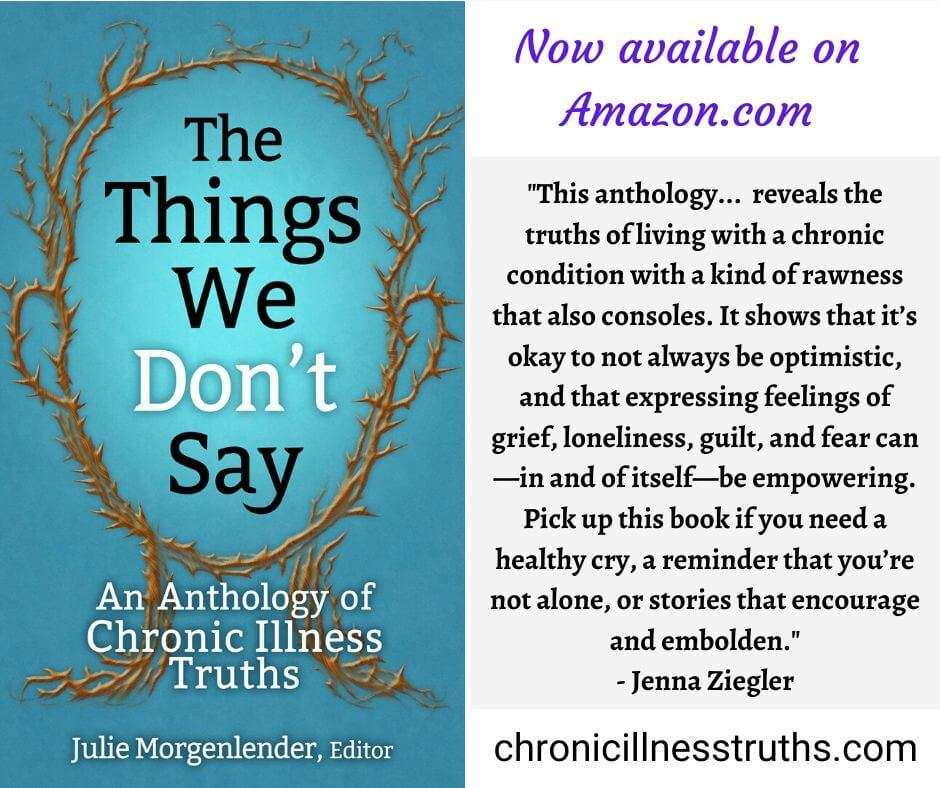 The things we don't say promo review