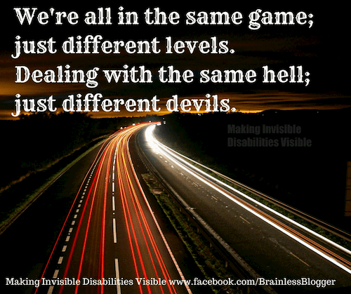 same hell just different levels