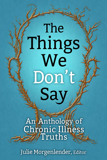 The Things We Don't Say Book
