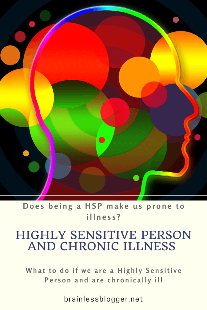 Highly Sensitive Person and chronic illness